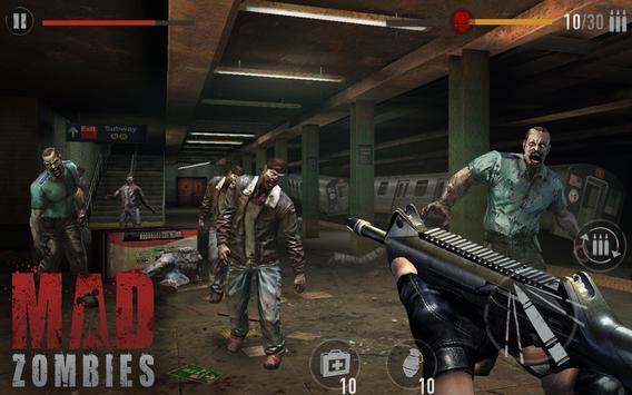 MAD ZOMBIES : Offline Zombie Games screenshot 18