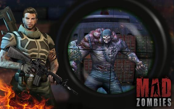 MAD ZOMBIES : Offline Zombie Games screenshot 4