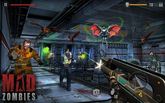 MAD ZOMBIES : Offline Zombie Games screenshot 9
