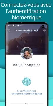 ameli, l'Assurance Maladie Ekran Görüntüsü 2