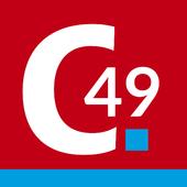 Courrier de l'Ouest 49 Zeichen