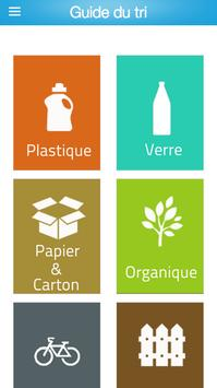 CAPA Recyclage poster