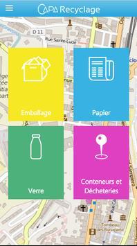 CAPA Recyclage screenshot 1