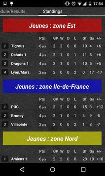 Caen Floorball screenshot 4