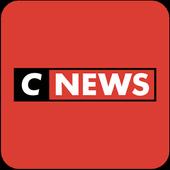 CNEWS, info vidéo en France et dans le monde icône