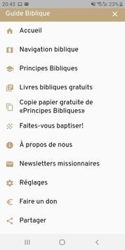 Guide Biblique 截图 5
