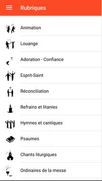 Louange et Liturgie تصوير الشاشة 5
