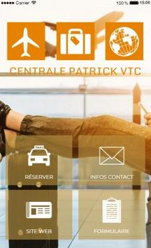 Centrale Patrick VTC poster