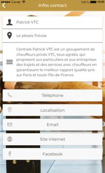 Centrale Patrick VTC screenshot 1