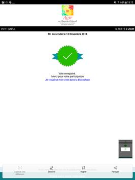 Crédit Agricole – Le Vote by CACP screenshot 15