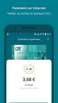 Paiement mobile CA screenshot 4