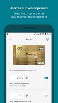 Paiement mobile CA screenshot 5