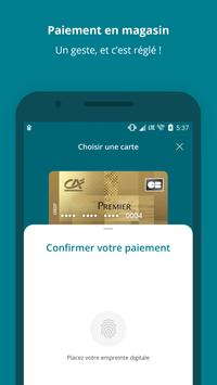 Paiement mobile CA screenshot 2
