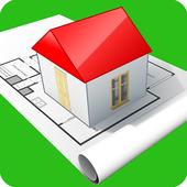 Home Design 3D icono