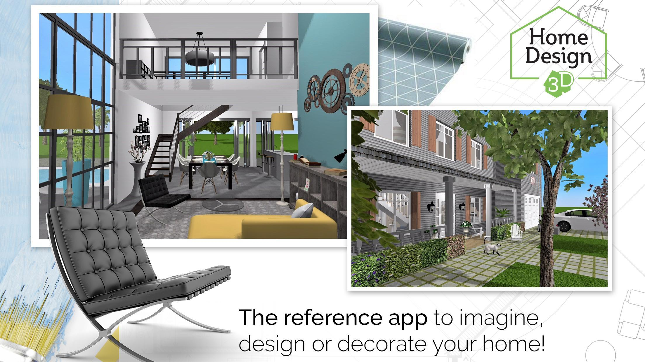 Image result for Home Design 3D app