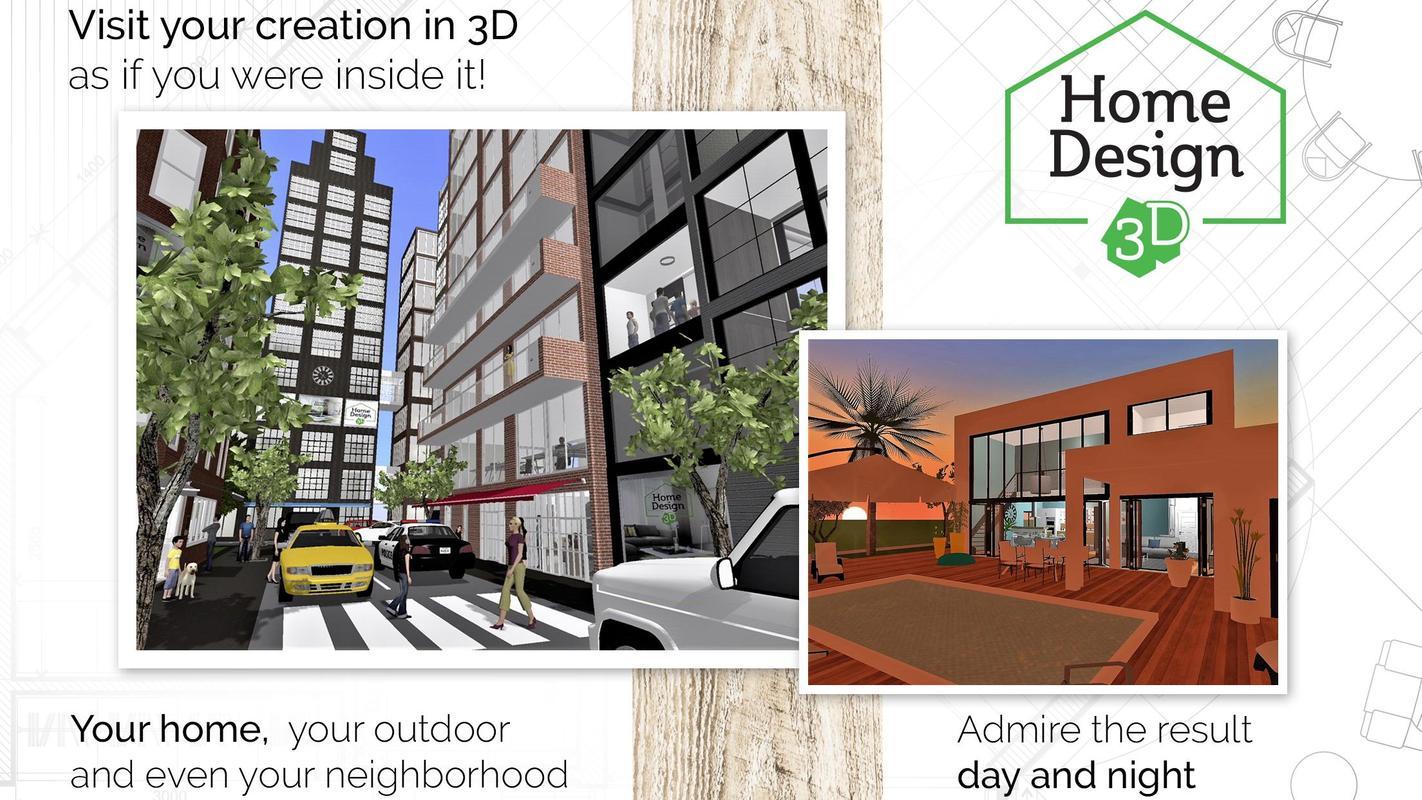 Home design 3d screenshot 9