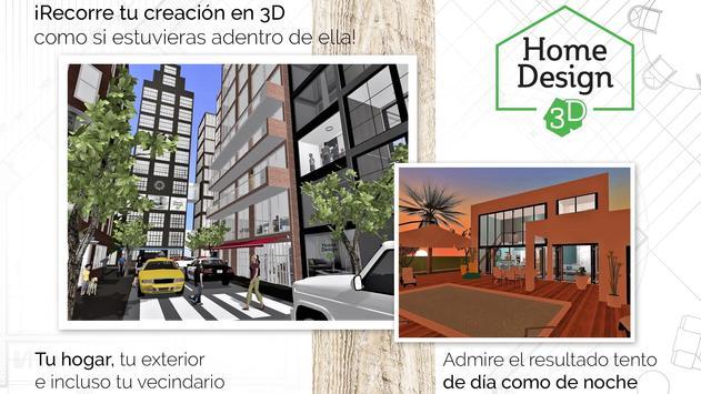 Home Design 3D captura de pantalla 9