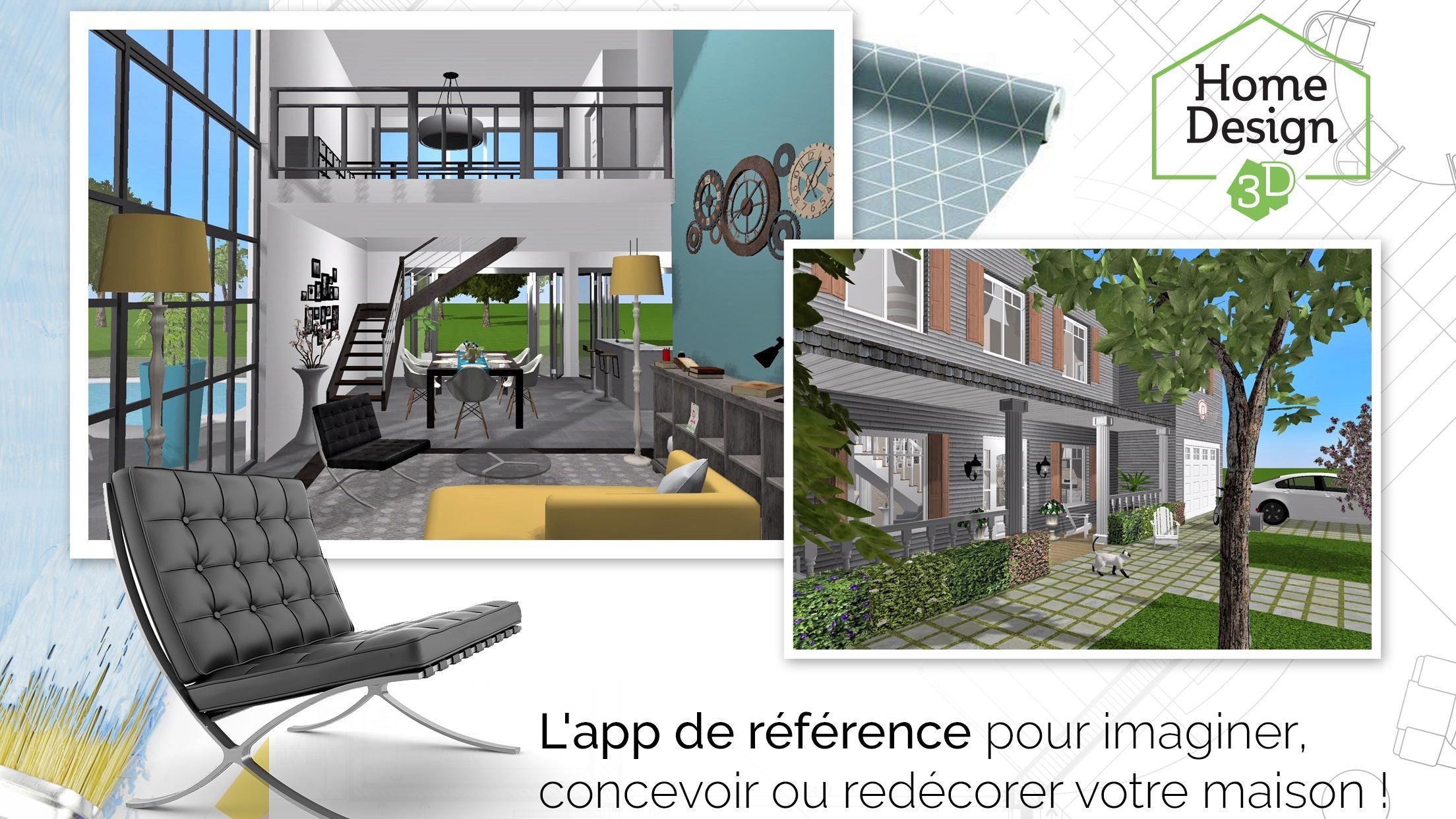Home Design 3d Pour Android Telechargez L Apk