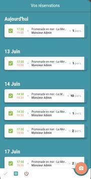 Compagnon Activitour screenshot 1