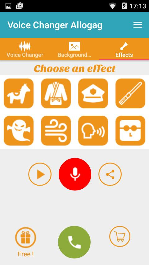 Call Voice Changer Allogag - Prank calls for Android - APK Download