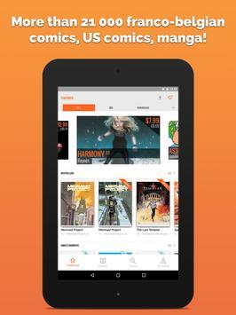 Izneo, Read Manga, Comics & BD screenshot 5