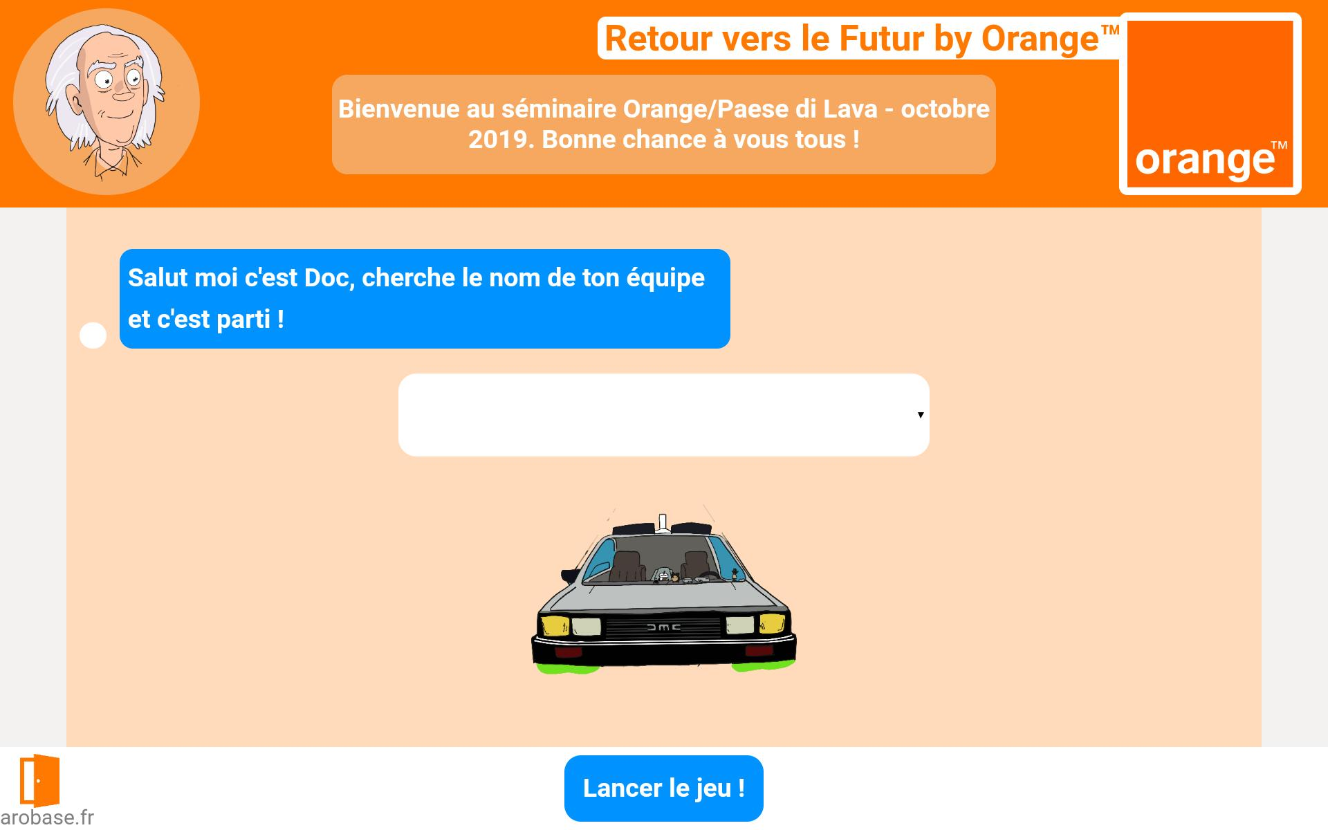 Retour Vers Le Futur By Orange For Android Apk Download