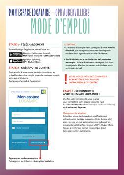 Mon Espace Locataire - OPH Aubervilliers screenshot 2