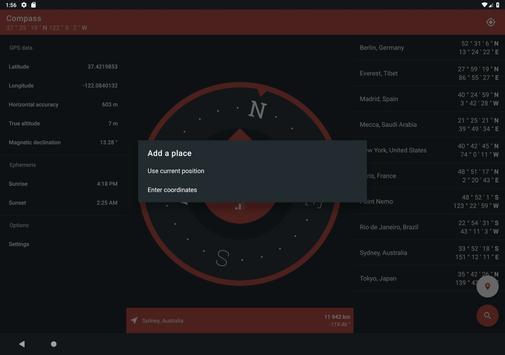 Compass स्क्रीनशॉट 9