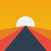 ikon The Sun Ephemeris (Sunset, Sunrise, Moon position)