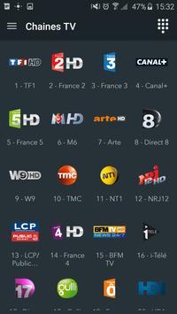 Télécommande Android TV capture d'écran 5