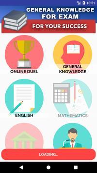 General Knowledge quiz 🥇 poster
