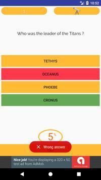 General Knowledge quiz 🥇 screenshot 2