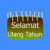 Selamat Ulang Tahun old icon