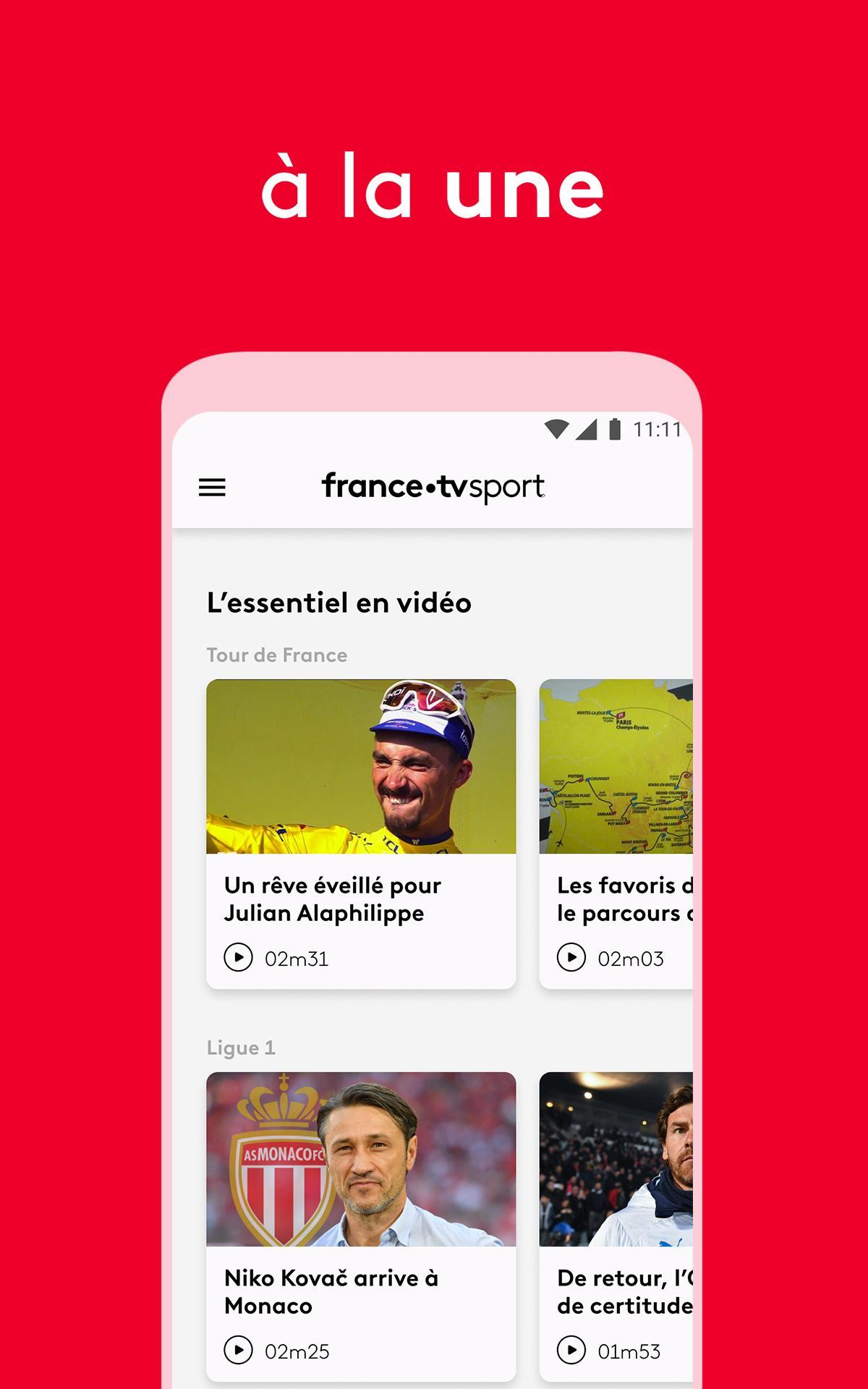 France Tv Sport For Android Apk Download