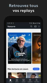 france.tv : direct et replay Affiche