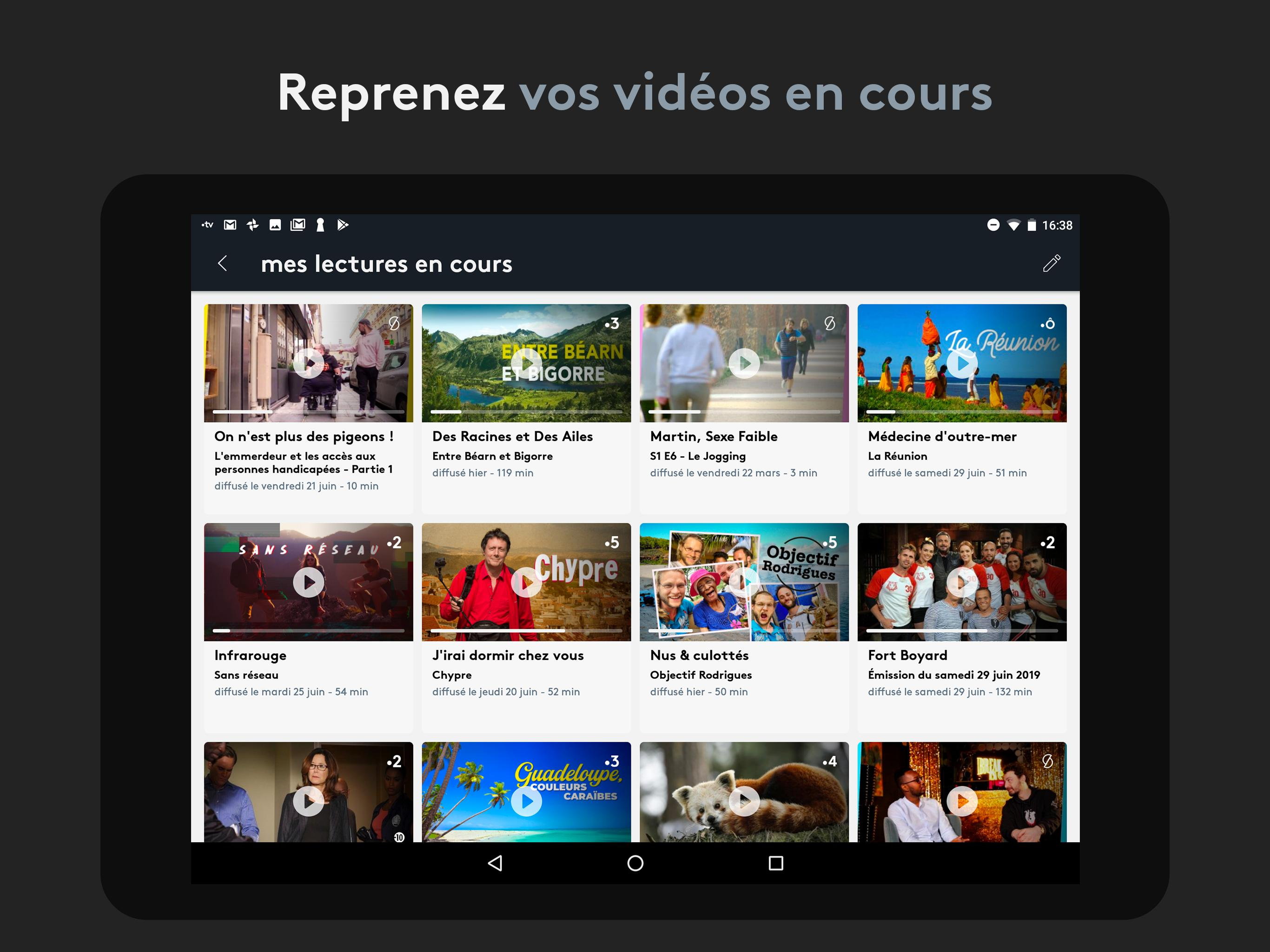 Francetv Direct Et Replay For Android Apk Download