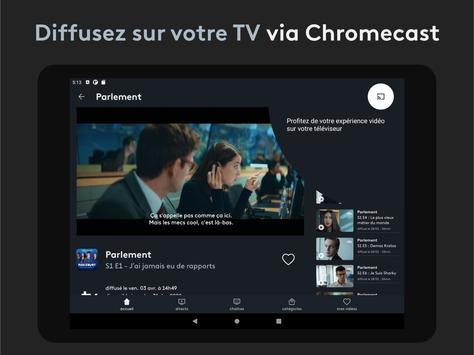 france.tv : direct et replay capture d'écran 13