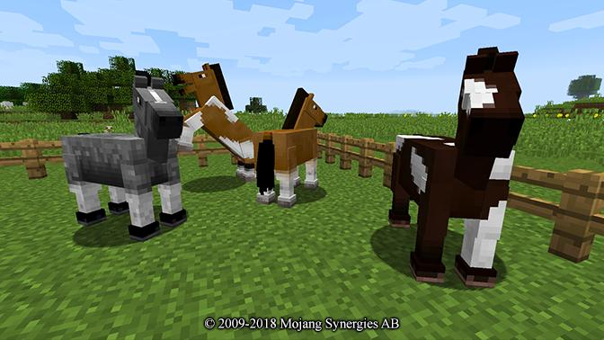 Horse mod for minecraft for Android - APK Download