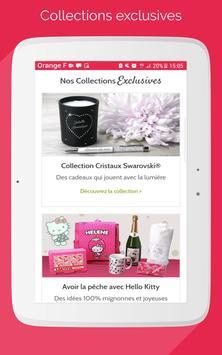 Cadeaux.com screenshot 5