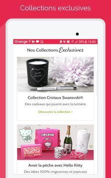 Cadeaux.com screenshot 9