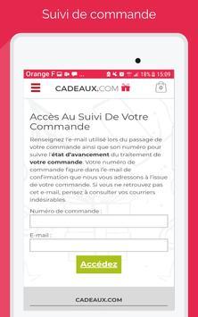 Cadeaux.com screenshot 11