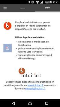 INTUIT'ART capture d'écran 1