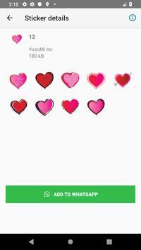 Arabic Stickers - WAStickerApps screenshot 7