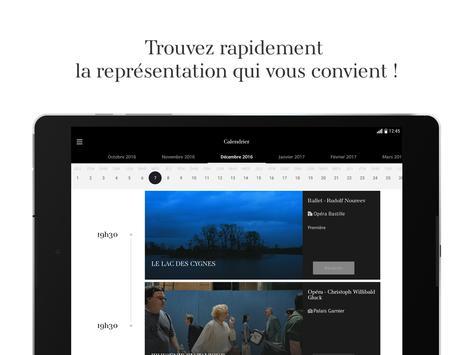 Opéra national de Paris تصوير الشاشة 9