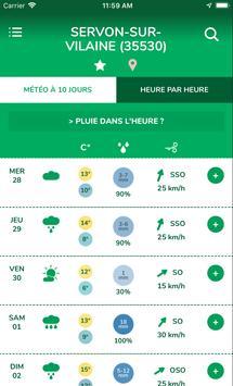 La Météo Agricole スクリーンショット 1