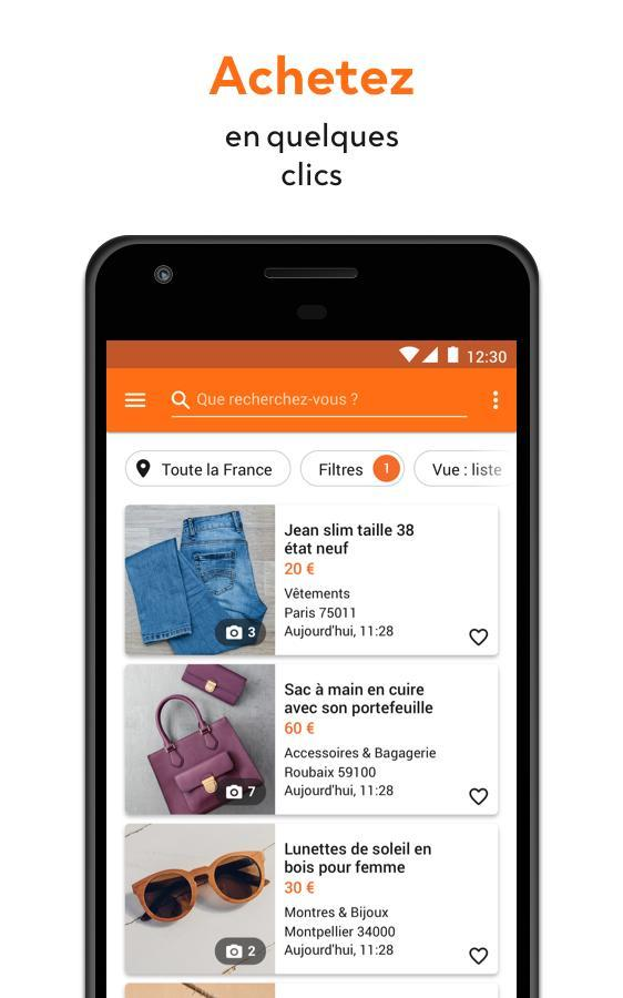 Leboncoin Petites Annonces For Android Apk Download
