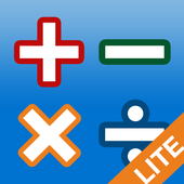 Math games for kids : times tables - AB Math أيقونة