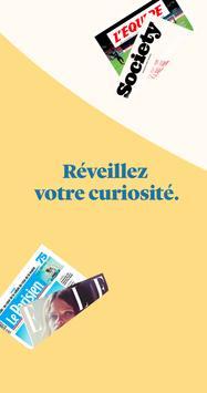 CAFEYN – News, Magazines, Presse Affiche