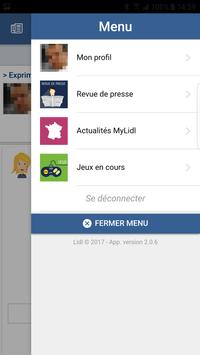 My Lidl screenshot 1