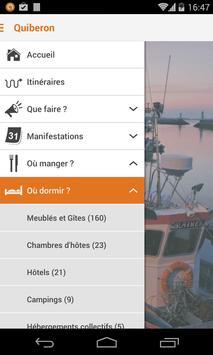 Quiberon La Presqu'Ile  Tour screenshot 1